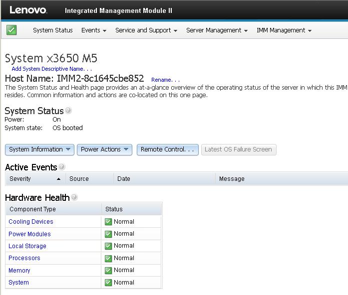 访问System x3650 IMM2的几种方式- 技术经验- W3xue