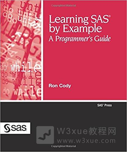 Learning SAS by Example: A Programmer's Guide(英语)